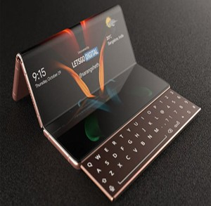 تصميم Samsung Galaxy Z Fold 3